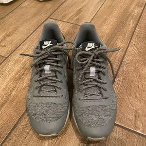 Army Green & Grey Nike Sneakers